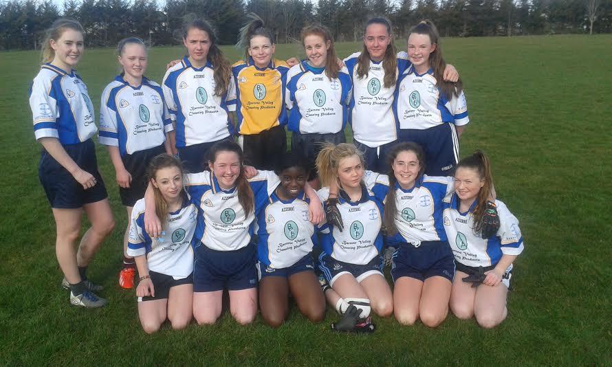 HCS Ladies Gaelic Football
